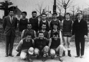 JSV Fussballer 60er Jahre
