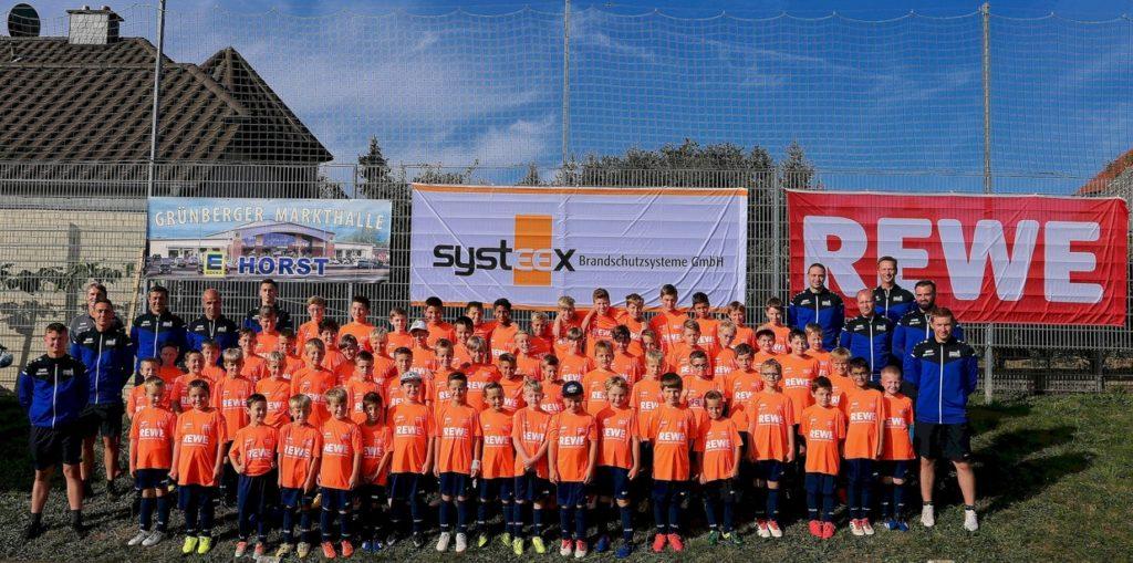 JSV 1920 Lehnheim e.V. - Fußballcamp CAMPO BALLISSIMO 18. bis 20. September 2020